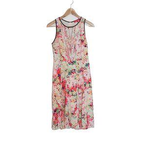 Floral Catherine Malandrino Dress